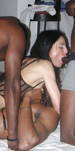 Inexperienced Wifey Interracial