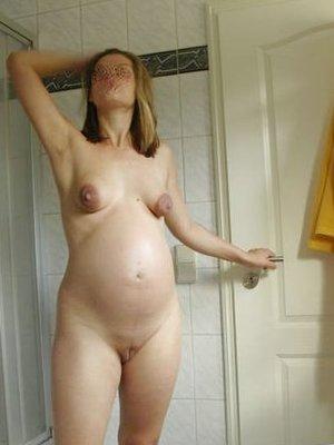 Plump Tummy, pregnant girls