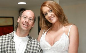 Steaming Redhead Wifey Gets Plunged With Fresh..