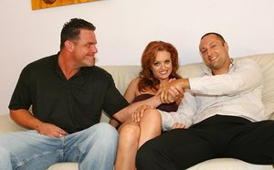 Wifey Monica Gets Pounded Rock-hard and Wild