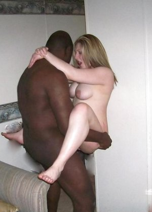 Amateur Wife Interracial Heels
