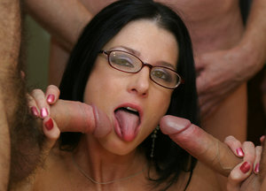 India Summer deepthroats