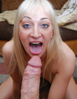Rachel Luv guzzles