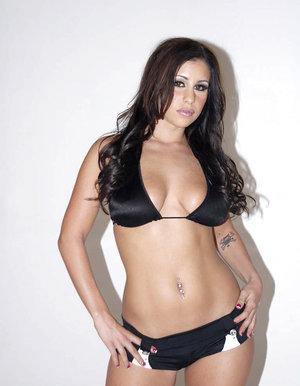 Big-chested Whitney Stevens