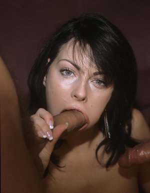 Claudia Jamsson Double penetration